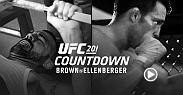 Welterweights Matt Brown and Jake Ellenberger zero in at gyms that they believe will put them back on the path to dominance.