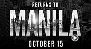 Experience the UFC's return to Manila on October 15. Tickets for the historic event go on sale August 17.