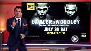 With one of the best breakdowns to date, Robin Black dives into the glorious UFC 201 main event between Robbie Lawler and Tyron Woodley for the welterweight title. How much growth will Woodley show after a lengthy layoff against the King of the 5th round?