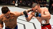 Cub Swanson earned his second consecutive win at Fight Night Salt Lake City on Saturday. Swanson defeated Tatsuya Kawajiri by unanimous decision.