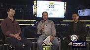 UFC matchmakers Joe Silva and Sean Shelby look ahead to the spectacular UFC 202 fight card littered with amazing fights on the main card, FS1 prelims, and UFC FIGHT PASS prelims.
