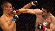 Carlos Condit earned his second UFC victory at UFC 115 in 2010 when he knocked out Rory MacDonald in the third round. Condit takes on Demian Maia at Fight Night Vancouver in the main event live on CTV TWO, TSN 2 and RDS 2 on August 27.