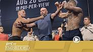 "On Episode 6 of UFC 202 Embedded, Nate Diaz, Glover Teixeira, Anthony ""Rumble"" Johnson, and Donald ""Cowboy"" Cerrone sweat out their final pounds in anticipation of Friday's weigh-ins. Then comes an overdue – but intense – faceoff."