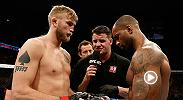 After fighting for the belt against Jon Jones in one of the biggest UFC fights in history, Alexander Gustafsson earned a second-round knockout over Jimi Manuwa. Don't miss Gustafsson take on Jan Blachowicz at Fight Night Hamburg on Sept. 3.