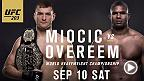 UFC 203: Extended Preview