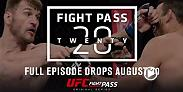 Check out the preview for the newest episode of FIGHT PASS TWENTY/20 featuring the heavyweight title matchup between Stipe Miocic and Fabricio Werdum. The full episode drops Tuesday 8/30!