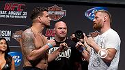 UFC veteran Josh Barnett accomplished a new feat at UFC 164: a first-round knockout in the UFC. Barnett KO'd Frank Mir in Round 1 at UFC  164 and now three years later Barnett headlines Fight Night Hamburg against Andrei Arlovski.