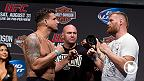 Fight Night Hamburg Free Fight: Josh Barnett vs Frank Mir