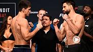 Watch the highlights from Friday's official weigh-in at Fight Night Vancouver, featuring fighters Demian Maia, Carlos Condit, Anthony Pettis, Paige VanZant and more.