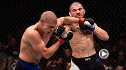 Jim Miller doubled down on his 2012 Fight of the Year victory over Joe Lauzon at Fight Night Vancouver.  Miller defeated Lauzon for the second time by decision.