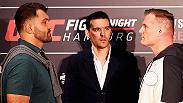 UFC commentator Joe Rogan previews the Fight Night Hamburg main event between Andrei Arlovski and Josh Barnett. The heavyweight clash goes down only on UFC FIGHT PASS.