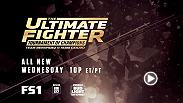 Cultures in the house clash and worlds collide in the Octagon as the Shooto champ takes on the South African warrior. Don't miss an all-new The Ultimate Fighter on FS1 at 10pm/7pm ETPT Wednesday.