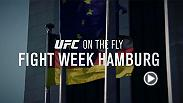 "Nick Hein talks returning home to Germany, Jim Wallhead discusses his long-awaited debut, headliner Josh Barnett checks out German culture and more in the final episode of ""Fight Night Hamburg: On the Fly"""