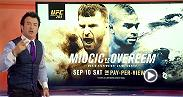 Fight analyst Robin Black is back to break down the UFC's heavyweight title matchup between Stipe Miocic and challenger Alistair Overeem. Don't miss UFC 203 live on Pay-Per-View on Sept. 10.