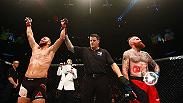 Watch Jessin Ayari backstage after his victory at Fight Night Hamburg. Ayari won via split decision in his UFC debut.