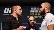 Fabricio Werdum earned a victory in his first fight since losing the heavyweight title at UFC 203. Werdum defeated Travis Brown be unanimous decision.