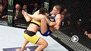 Jessica Andrade's transition to the strawweight division continued with success at UFC 203. Andrade submitted Joanne Calderwood in the opening round to improve to 2-0 at 115 pounds.