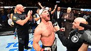 Watch Stipe Miocic backstage fresh off his win at UFC 203, where he defended his heavyweight title in front of his home crowd in Cleveland, Ohio.
