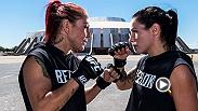Strikers are set to collide at Fight Night Brasilia as Cris Cyborg returns to the Octagon for her second UFC fight, this time taking on Lina Lansberg. Don't miss the action on Saturday, Sept. 24 on FS1.