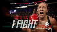 Go one-on-one with Cris Cyborg and hear why she likes to fight. Don't miss Cyborg in her second UFC fight on Saturday in the main event at Fight Night Brasilia on FS1.