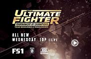 A world-class jiu-jitsu fighter and a brash Florida powerhouse lay it on the line for a spot in the quarterfinals in an all-new The Ultimate Fighter on Wednesday at 10pm ET on FS1.