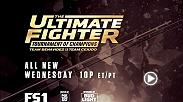 Two evenly matched fighters deliver the most intense fight of the season. Will a big mistake cost a fighter everything? Find out on an all-new The Ultimate Fighter on Wednesday at 10pm ET.