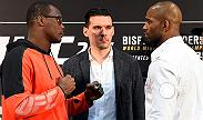 Ovince Saint Preux and Jimi Manuwa preview their UFC 204 main card light heavyweight showdown set for Oct. 8 in Manchester, England only available on Pay-Per-View. The two stand up sensations plan to bang it out at UFC 204.