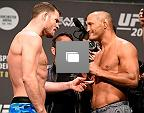 UFC 204 Weigh-in Gallery
