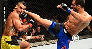 Gegard Mousasi earned a signature win and his third consecutive victory in the Octagon when he TKO'd Vitor Belfort at UFC 204.