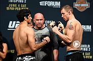 Beneil Dariush delivered a viscous KO against James Vick at UFC 199. Dariush looks to keep his momentum rolling against Rashid Magomedov at Fight Night Mexico on Nov. 5.