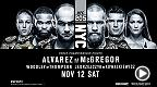 Three UFC championship belts are on the line at UFC 205 - as well as history. Hear from the champions and challengers in this extended preview: Eddie Alvarez, Conor McGregor, Tyron Woodley, Stephen Thompson, Joanna Jedrzejczyk and Karolina Kowalkiewicz