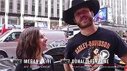 "Before he takes on No. 5-ranked welterweight Kelvin Gastelum at Madison Square Garden, No. 6 Donald ""Cowboy"" Cerrone walks the streets of New York City with UFC correspondent Megan Olivi."