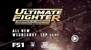 A storm ignites in the house and then a jiu-jitsu master returns hoping to take down what has been an  unstoppable force. Don't miss an all-new The Ultimate Fighter on Wednesday at 10pm ET on FS1.