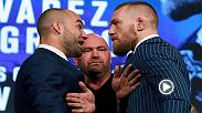 UFC Minute host Lisa Foiles previews the mega-matchup between Eddie Alvarez and Conor McGregor with some of the quotes from last week's media call.