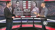 We've got FIVE episodes of Inside The Octagon coming your way ahead of UFC 205. In the third episode, Dan Hardy and John Gooden analyze the strawweight title bout between Joanna Jedrzejczyk and Karolina Kowalkiewicz & Chris Weidman vs Yoel Romero.
