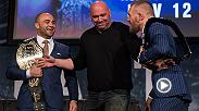Preview the main event for UFC 205, featuring Eddie Alvarez and Conor McGregor. McGregor looks to become the first ever simultaneous multi-division champ as the two square off in Madison Square Garden on Nov. 12.
