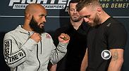Joe Rogan previews The Ultimate Fighter Finale, featuring flyweight champion Demetrious Johnson and this season's TUF winner, Tim Elliott.
