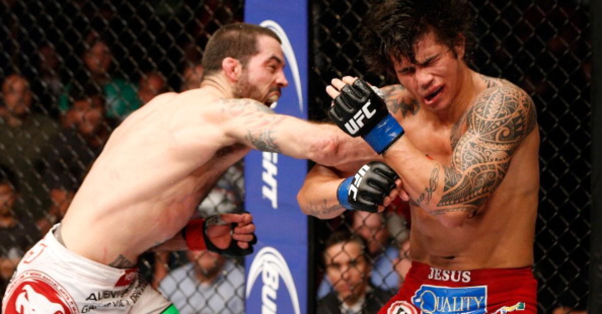 5 trận chiến kinh điển của hạng Welterweight UFC - Ảnh 7.