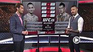 Dan Hardy and John Gooden analyze the featherweights at UFC 206 including the interim title matchup, Max Holloway vs. Anthony Pettis and Cub Swanson vs. Doo Ho Choi.