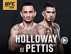 Joe Rogan previews the main event from UFC 206 featuring Max Holloway and Anthony Pettis, a clash for the UFC's interim featherweight title.