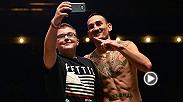 Watch the highlights from the UFC 206 Open Workouts in Toronto ahead of the big event on Pay-Per-View on Saturday night. Hear from some of the big stars set to compete like Anthony Pettis, Max Holloway, Cowboy Cerrone and Matt Brown.