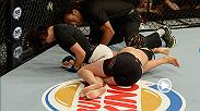 Watch Michelle Waterson earn a submission victory in her UFC debut when she took on Angela Magana.