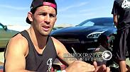 Watch Dominick Cruz and his love for speed and cars. Cruz defends his bantamweight title against Cody Garbrandt at UFC 207 on Dec. 30.