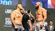 Watch Cain Velasquez's most recent victory, when he KO'd Travis Browne at UFC 200. Don't miss Velasquez's rematch with Fabricio Werdum at UFC 207.
