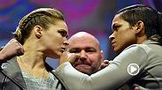 UFC commentator Jon Anik previews UFC 207 with matchmaker Sean Shelby. They discuss the main event between Amanda Nunes and Ronda Rousey, the co-main of Dominick Cruz and Cody Garbrandt and more.