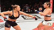 Watch Ronda Rousey talk about her fight against Bethe Correia, when she KO'd the Brazilian early in the first round at UFC 190.