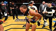 Amanda Nunes is preparing for the biggest fight of her life, as she takes on the legendary Ronda Rousey at UFC 207. One thing is certain, Nunes is ready.