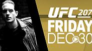 "UFC and international recording artist G-EAZY unleash new UFC 207 promo clip: ""Vengeance on My Mind."" Featuring G-Eazy and Canadian recording artist Dana along with footage of UFC 207 headliners Ronda Rousey and Amanda Nunes, who fight Friday, Dec. 30th."