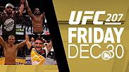 Johny Hendricks and Neil Magny meet in a welterweight bout which headlines the FS1 prelims on Dec. 30. Plus TJ Dillashaw and John Lineker square off in a pivotal bantamweight clash on the main card.