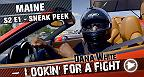 Dana White and Din Thomas drag race in this sneak peek of Ep. 1 on the all-new season of Dana White: Lookin' for a Fight.